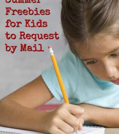 freebies for kids by mail