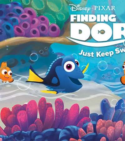 Finding Dory Apps