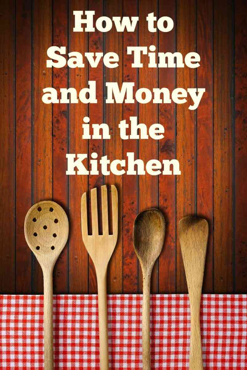 How to Save Time and Money in the Kitchen - @Hefty #HeftyUltraStrong #ad