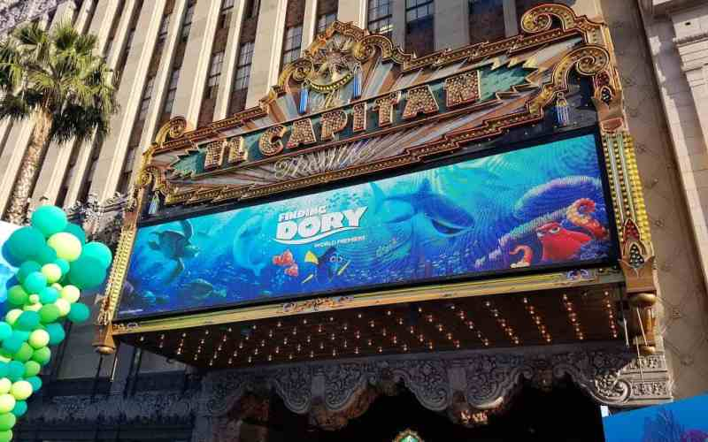 Finding Dory at the Blue Carpet Movie Premiere – #FindingDoryEvent #FindingDory