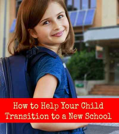 Is your child starting a new school this year? Here are some tips to help make the transition easier.