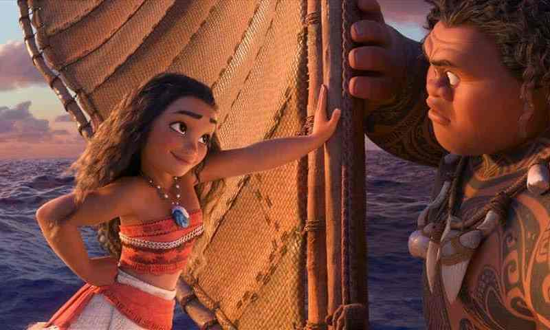 New Movie Trailer for MOANA – Opening in Theaters November 23rd