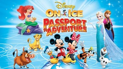 Disney on Ice Passport to Adventure is Coming to Des Moines November 23rd to November 26