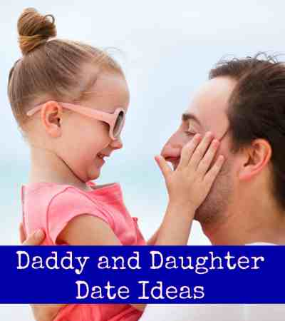 Daddy and daughter dating
