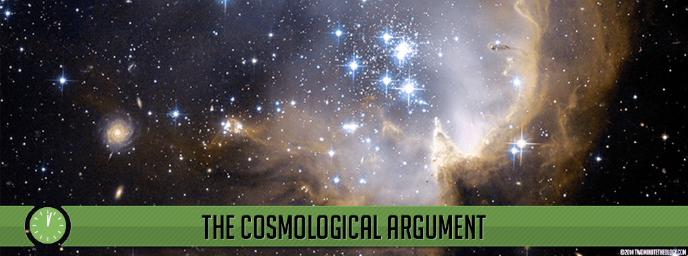 God Exists: The Cosmological Argument