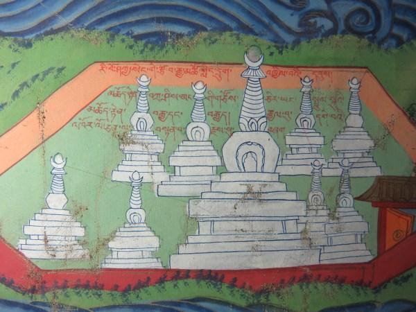 lower center left - ri bo sha kya seng ge