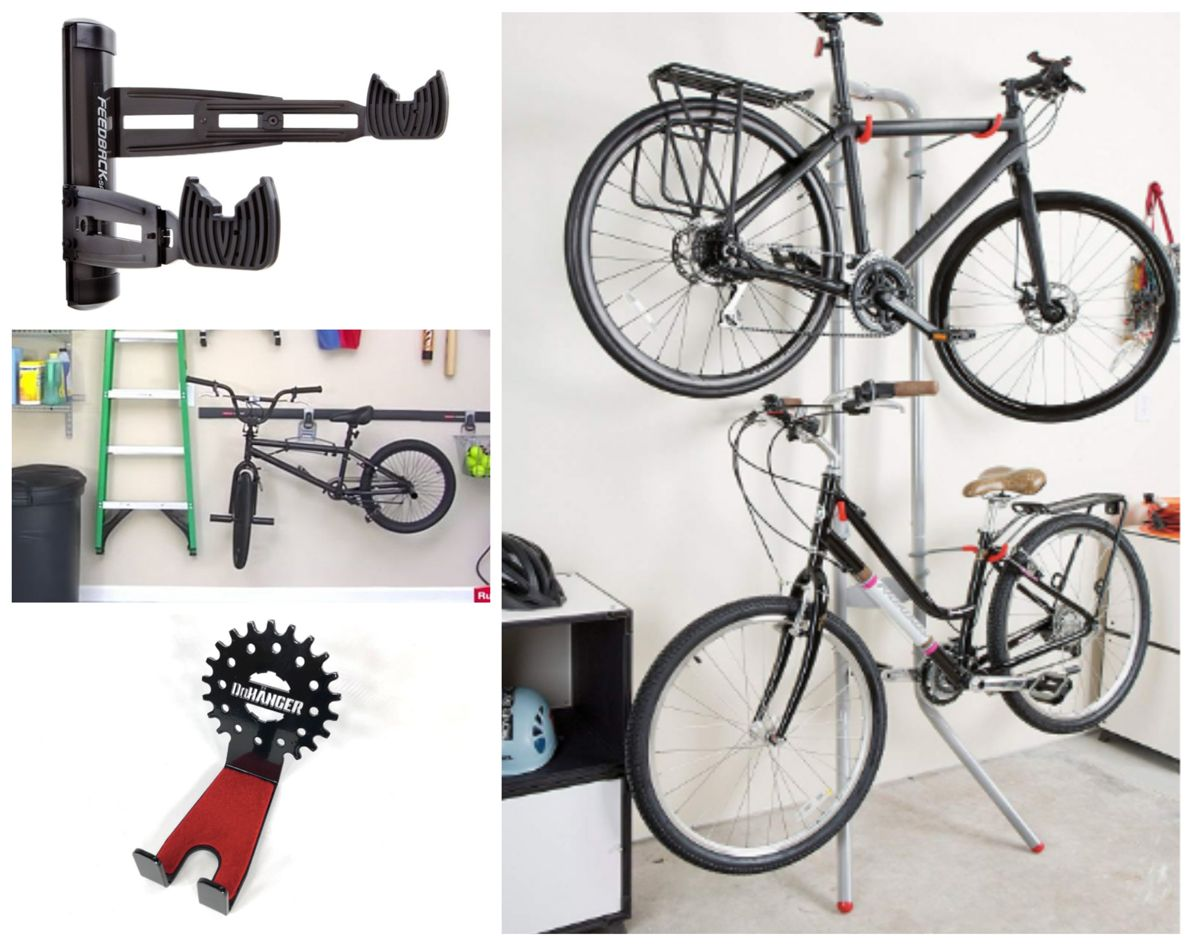 14 Practical Bike Storage Ideas For Garage And Indoors Video Demo