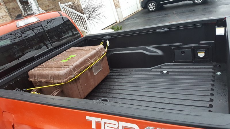 Bed Storage Container Ideas Page 10 Tacoma World