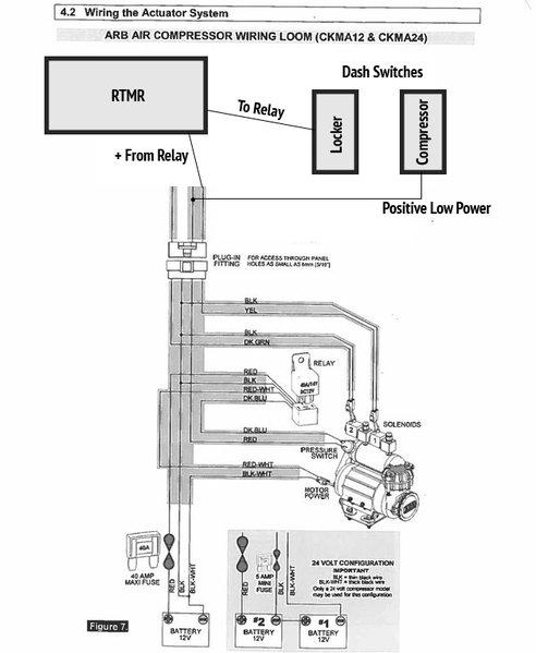 arb rocker switch wiring diagram