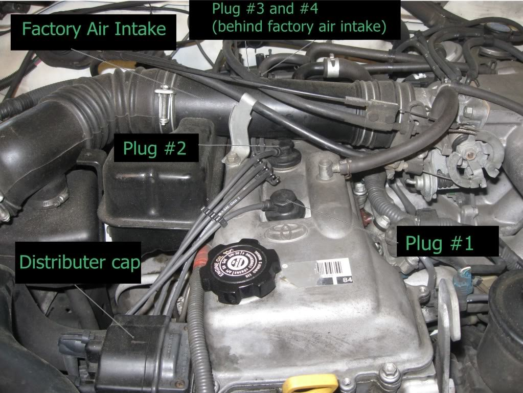 toyota tacoma engine schematics