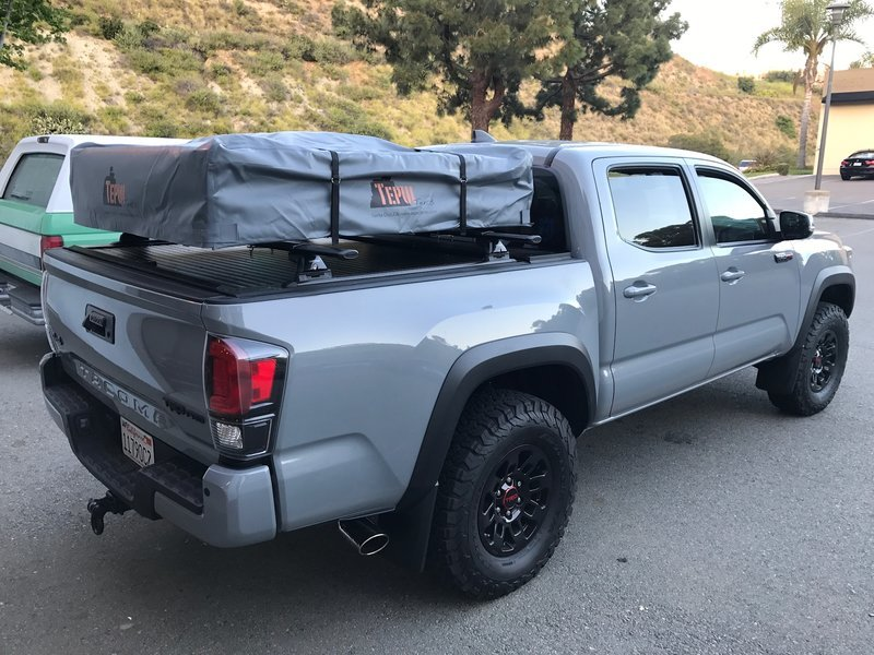 Bed Rack That Allows The Tonneau Cover Page 9 Tacoma World
