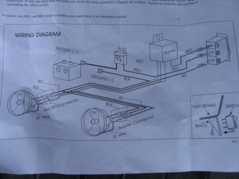 05+ DRL (Daytime Running Lights) Install OEM Tacoma World