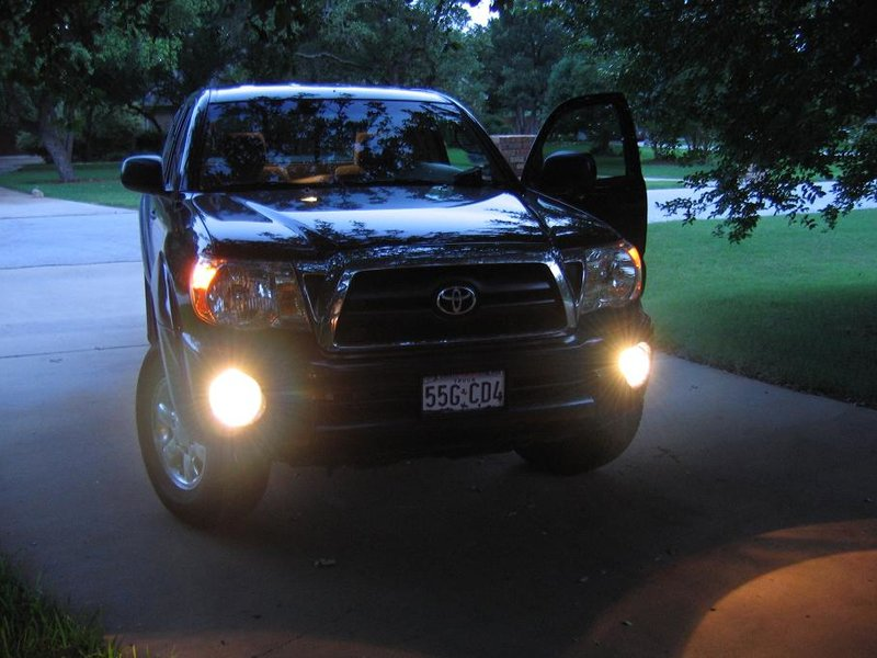 Aftermarket Fog Lights in OEM Sockets Tacoma World