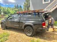 low profile roof rack suggestions need | Tacoma World