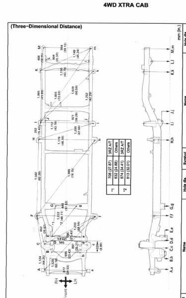 diagram of toyota tacoma undercarriage parts