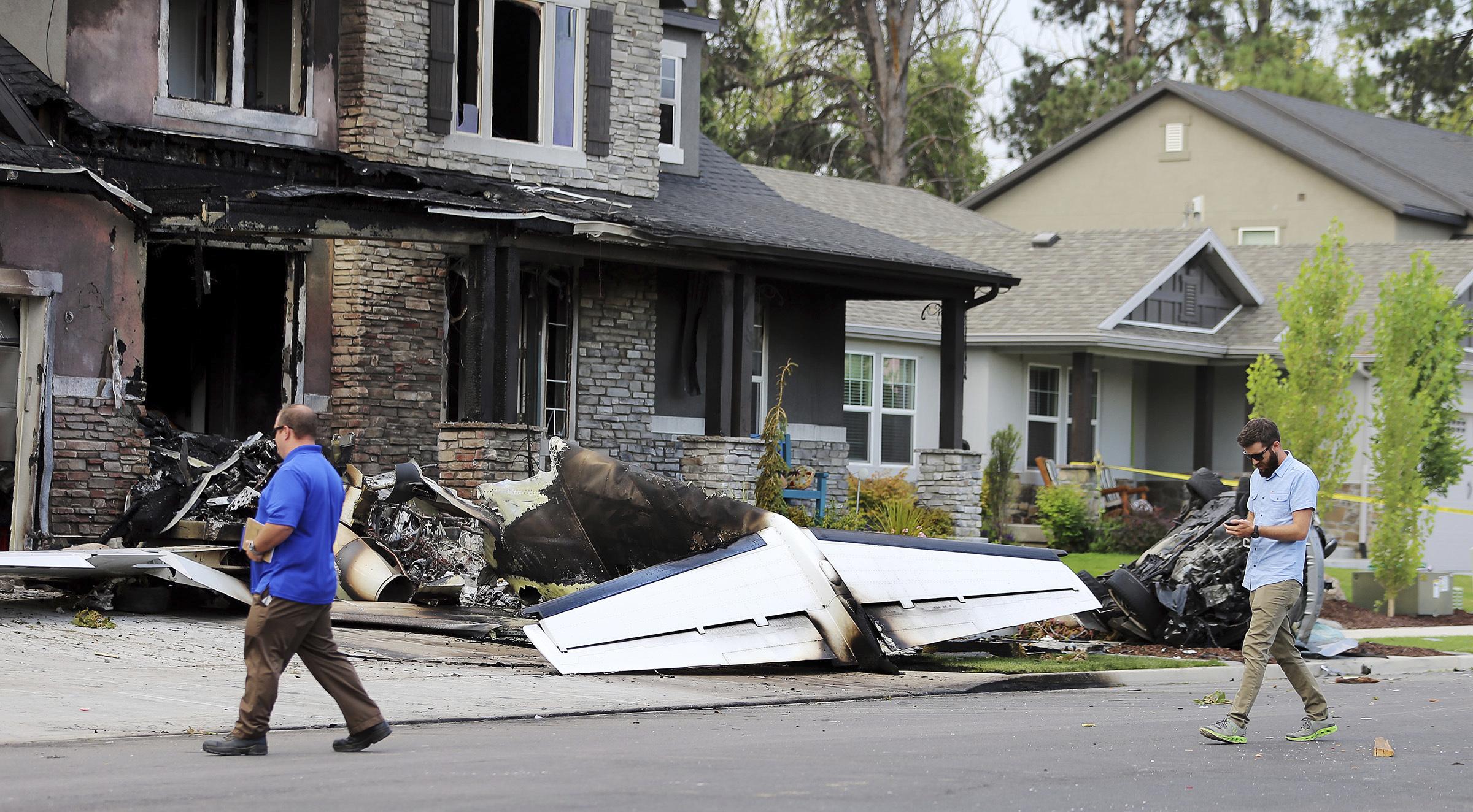 Encouraging Duane Youd Crashed Plane Into Own Home Utah After Arrest Utah After Arrest Forassaulting Police Say Washington Times Duane Youd Crashed Plane Into Own Home curbed Colin Kaepernick House