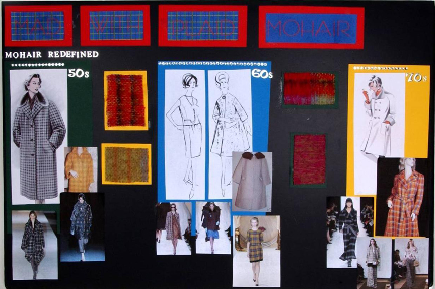 Presentation Boards - Fashion  Textiles - Texas Woman\u0027s University