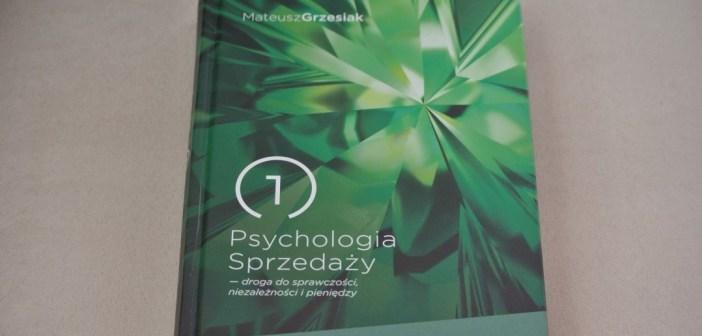 Psychologi sprzedaży - Mateusz Grzesiak