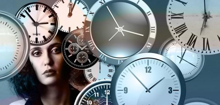 kobieta - zegary