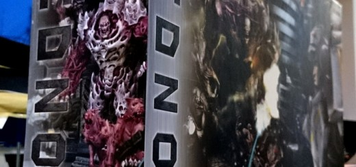 The Deadzone core boxset. Image copyright Mantic Entertainment Ltd..