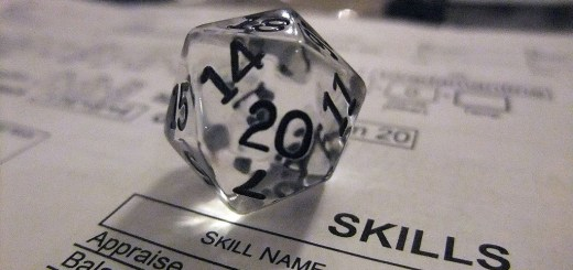 D20 by Janet Galore