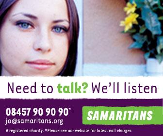 samaritan ad