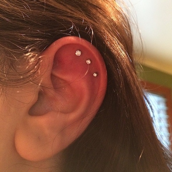 26 Excuses To Buy More Earrings Forward helix, Piercings and Tattoo - tattoo consent forms