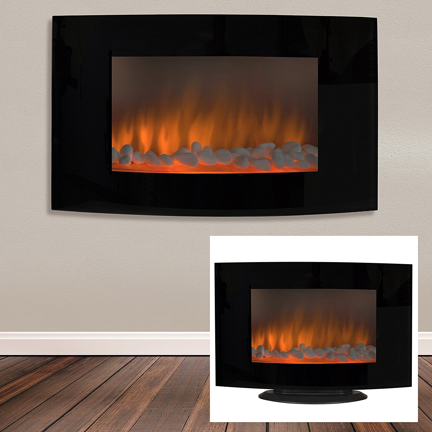 Artificial Fireplaces The 4 Best Electric Fireplaces