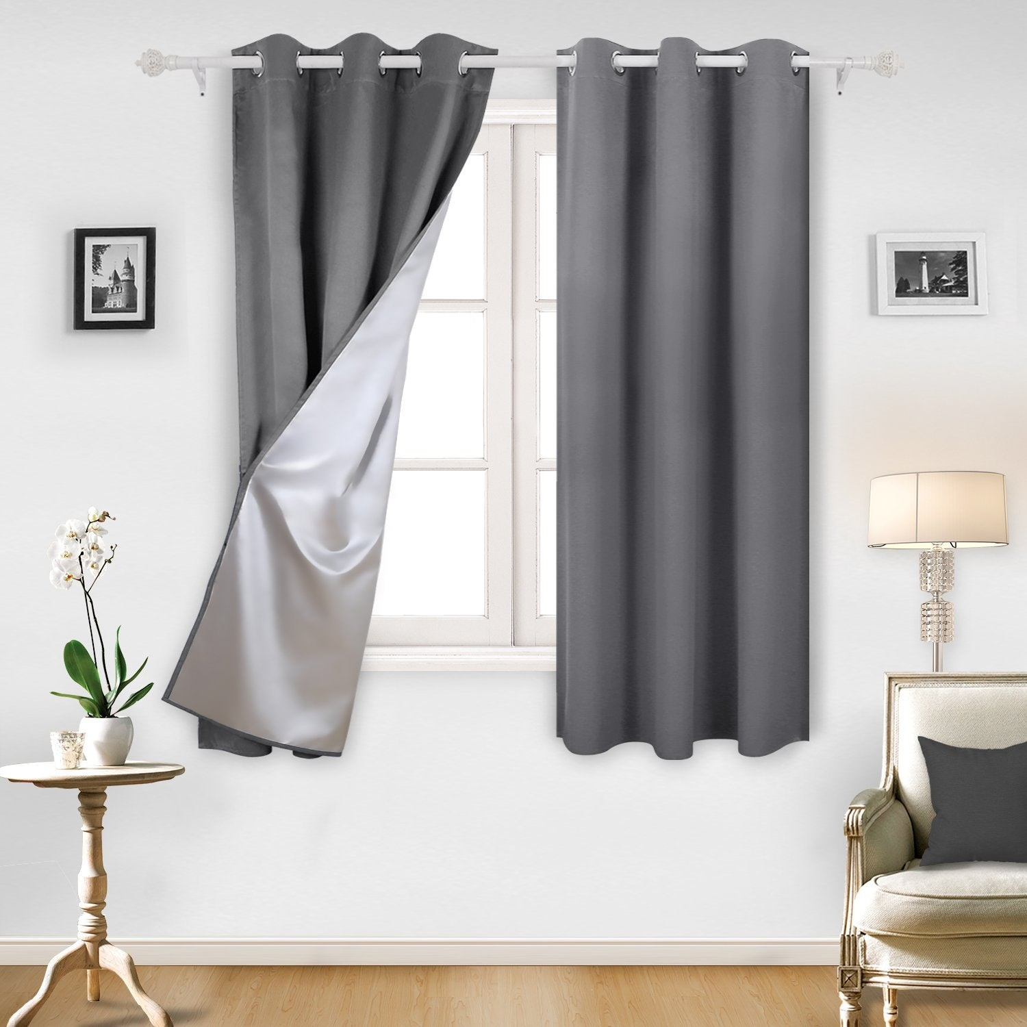 45 Inch Blackout Curtains The 7 Best Blackout Curtains