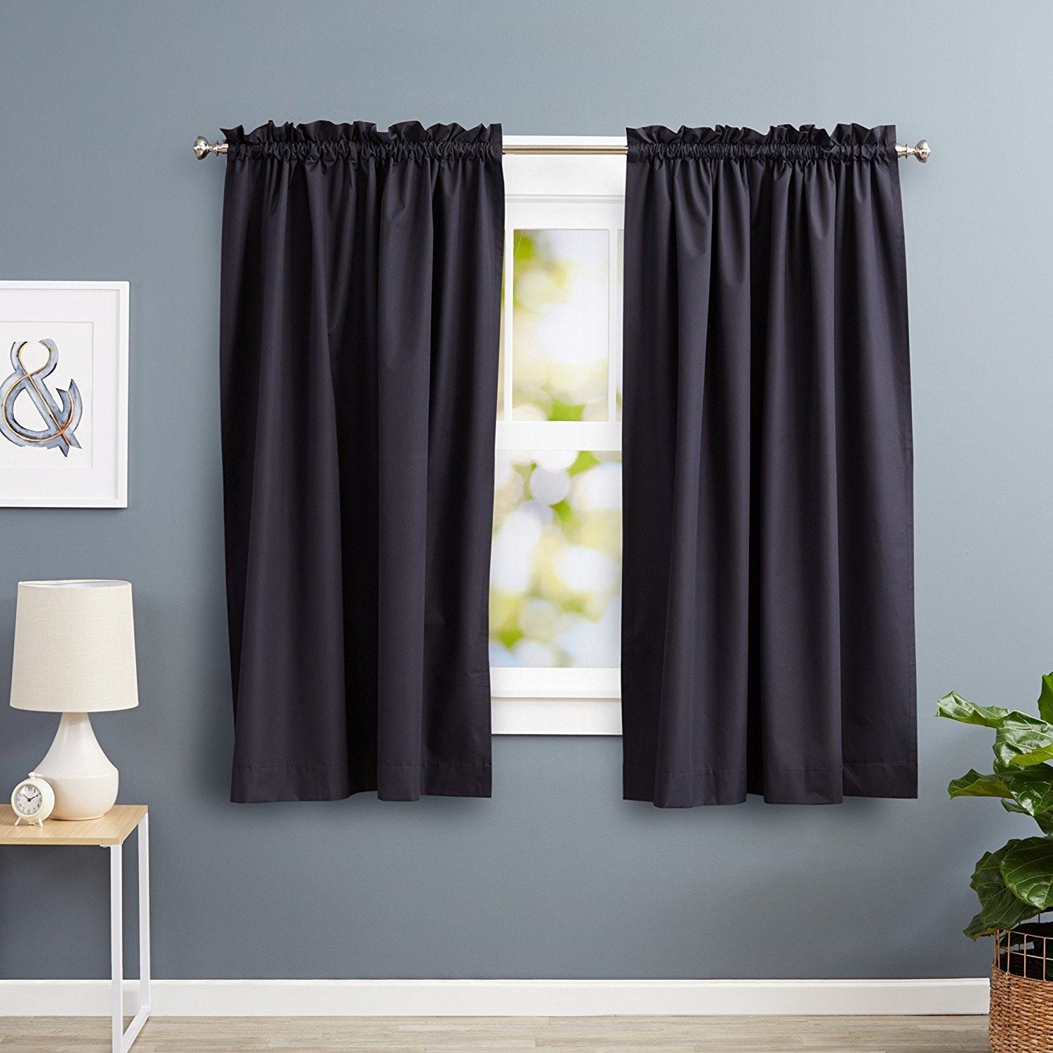 36 Inch Room Darkening Curtains The 7 Best Blackout Curtains