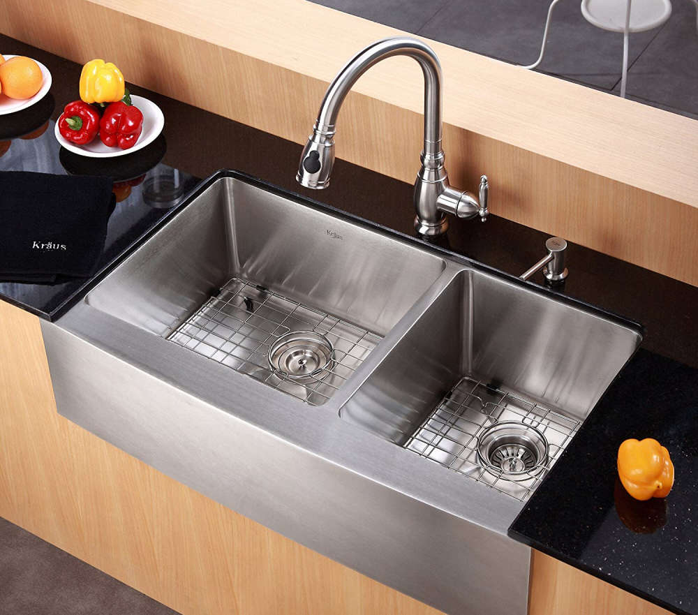 Best Stainless Steel Sinks Reviews Buyer S Guide The 2019 Edition