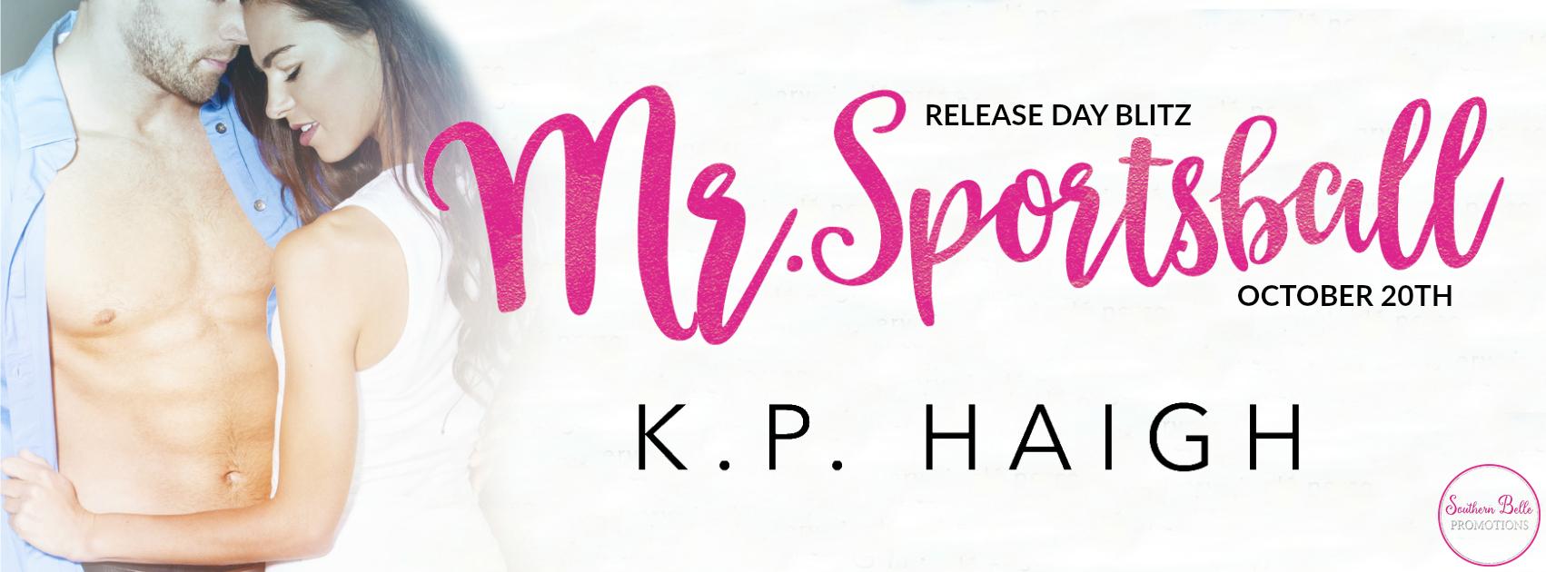 Mr Sportsball banner