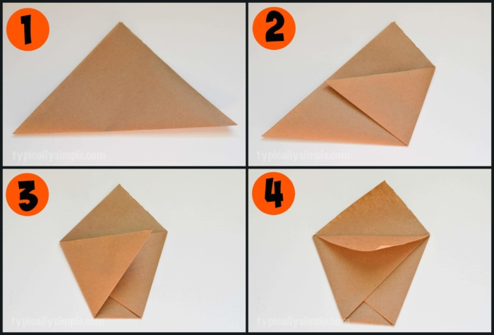 Kraft Paper Popcorn Bags - Typically Simple