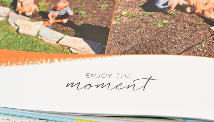 A Year of Memories with Shutterfly