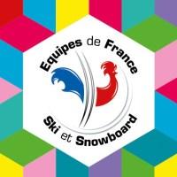plaquette équipes de france ski snowboard