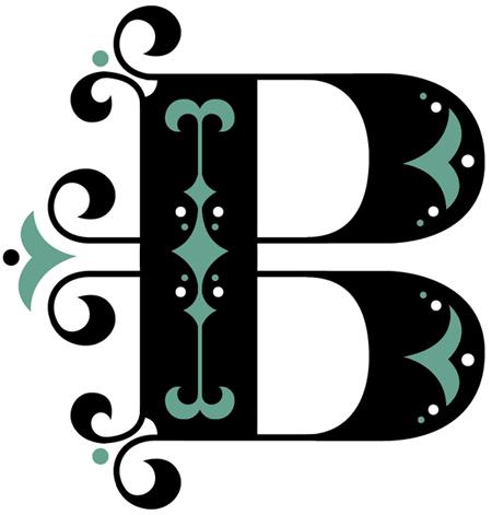 B teal