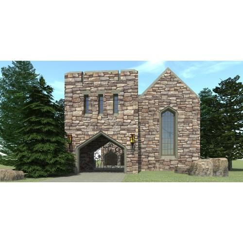 Medium Crop Of Castle House Plans