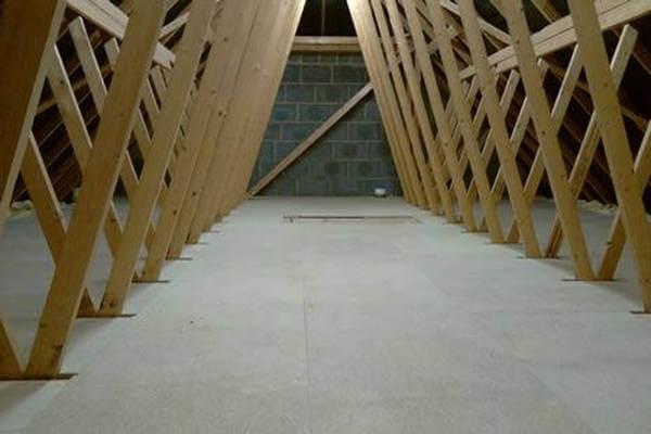 Loft Flooring Contractors Tyrone Attic Stairs Uk Ireland
