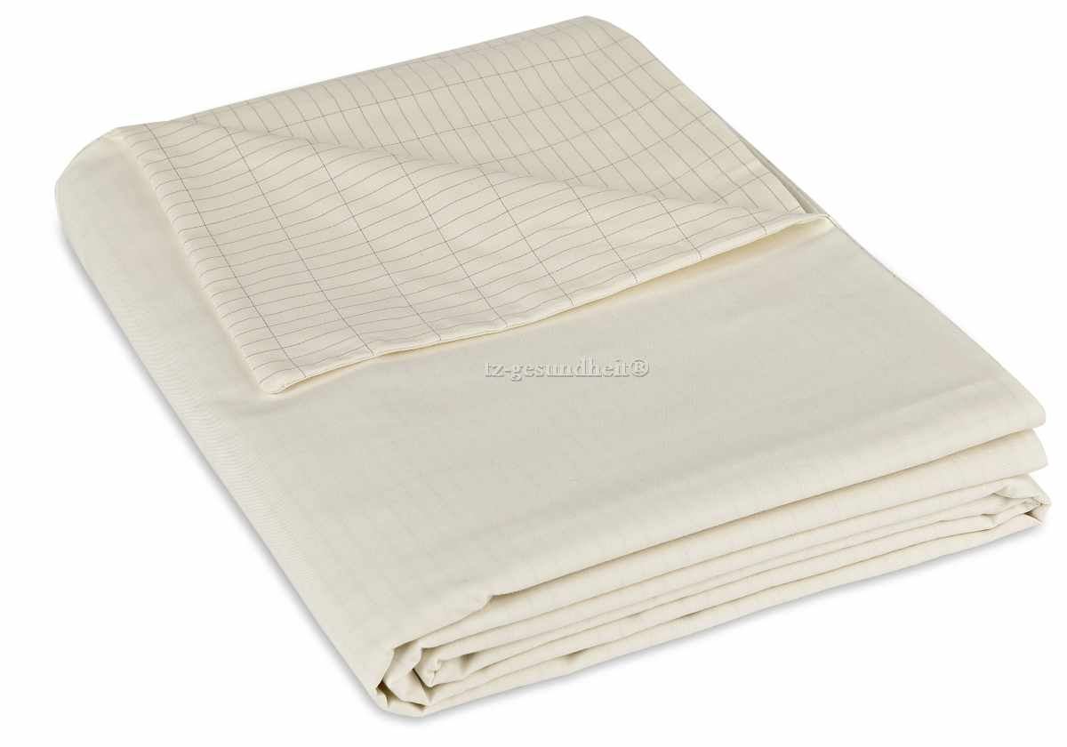 Bettdecke 180x200 Bundle Fitted Sheet 100x200 Earthing And More Tz Gesundheit