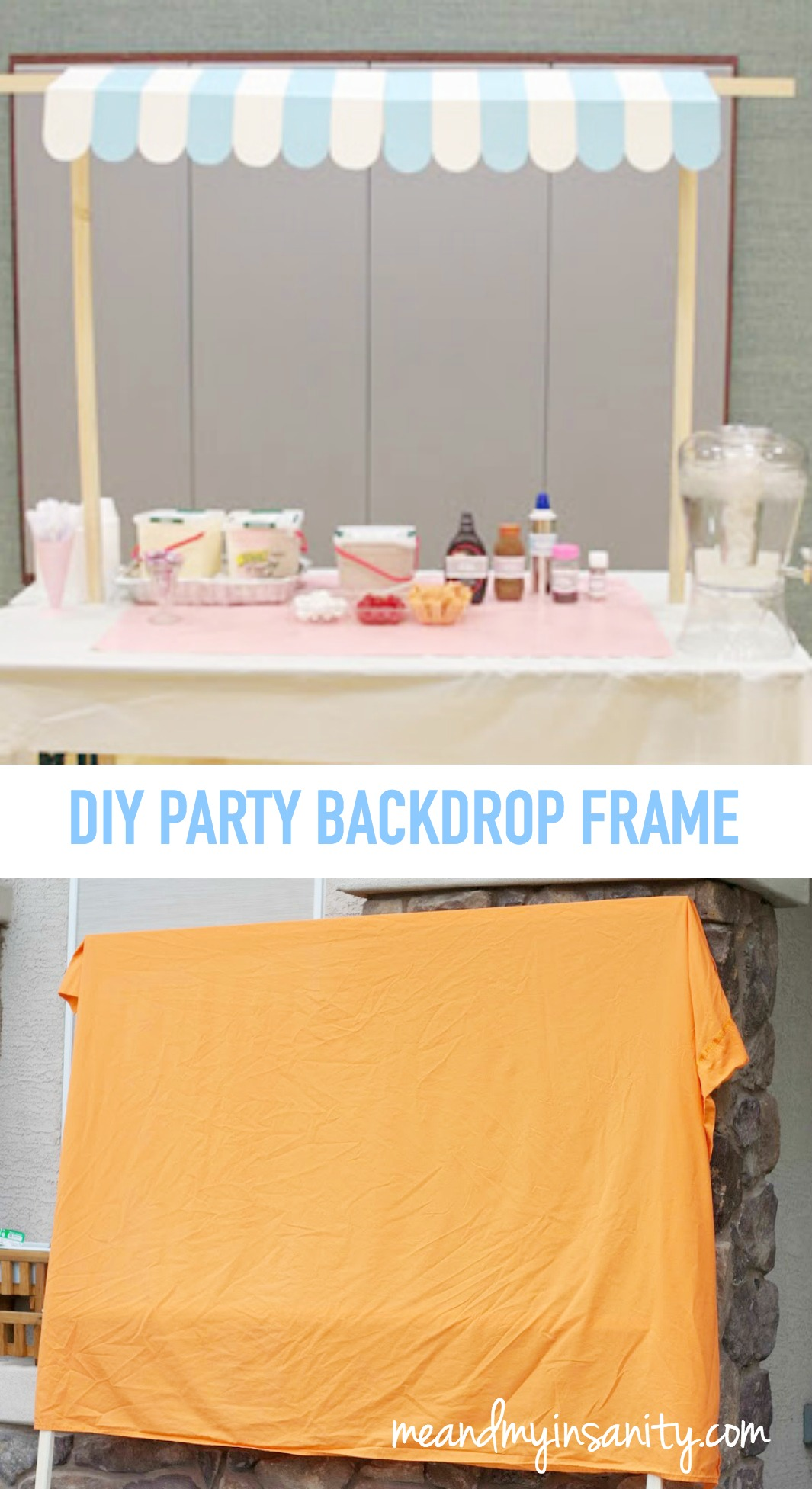Diy Party Diy Party Backdrop