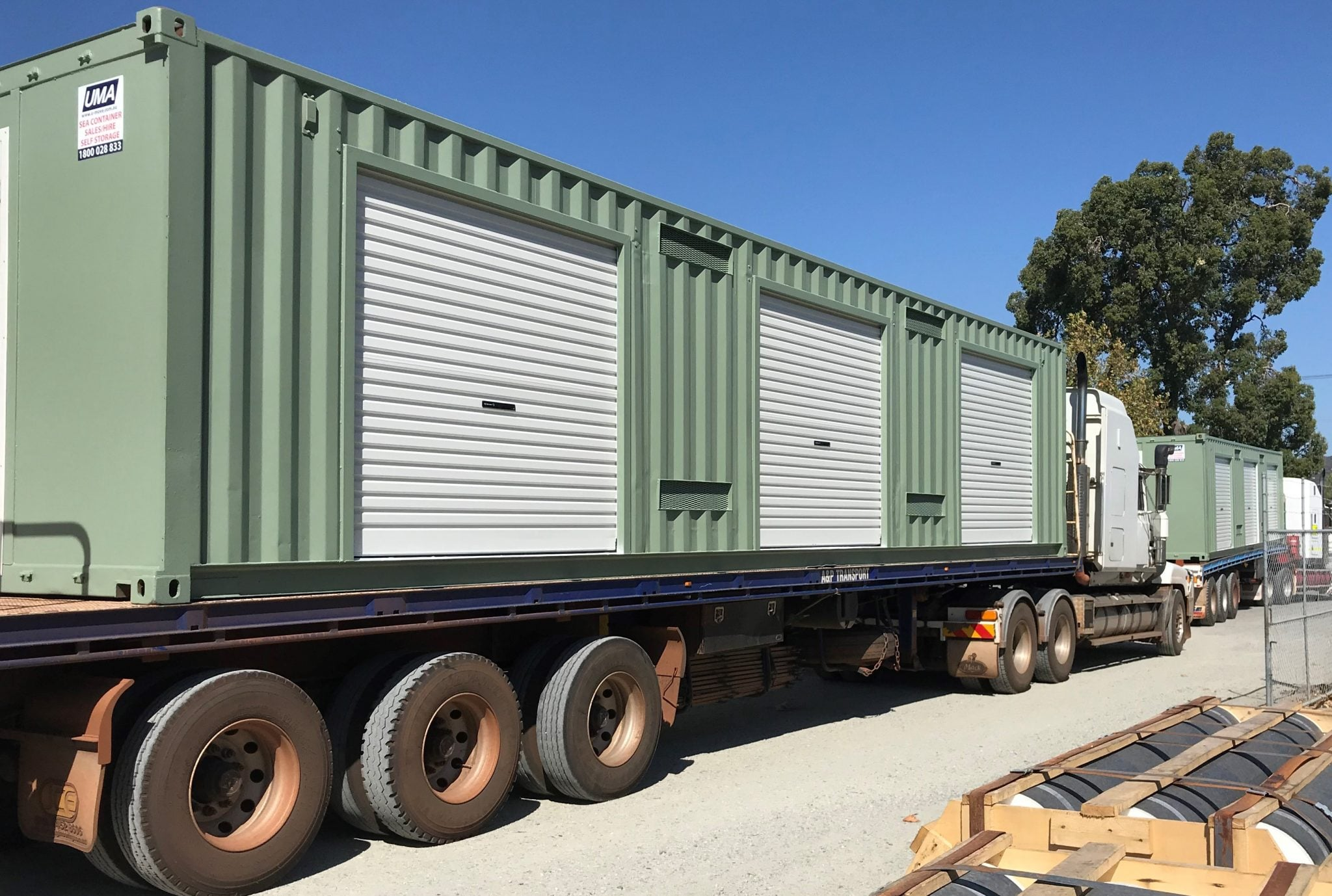 Storage Rental Perth Modified Shipping Containers Perth Custom Storage U Move Australia