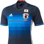 サッカー日本代表ユニフォーム2016