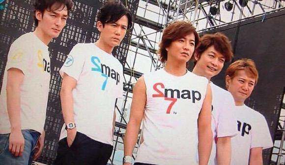 SMAP_夏の日辞退