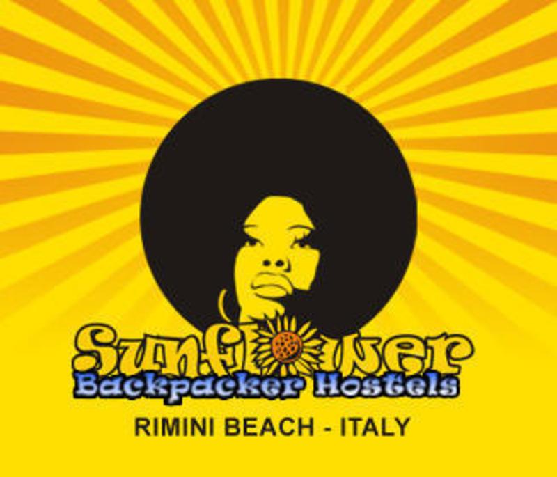 rimini hostel backpacker party hostel in the beach