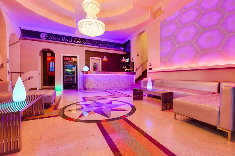 Miami Beach International Hostel in Miami - Best Hostel in USA