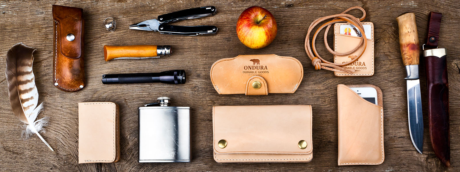 Leather Shop Leather Goods Ondura Durable Goods