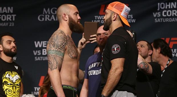 Arlovski.vs.Brown.Weigh