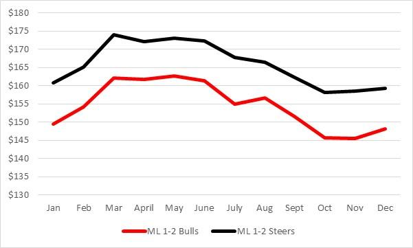 The Value of Selling Steer Calves vs Bull Calves Drovers