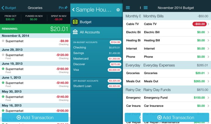 Budgeting Apps Post-Baccalaureate Preparation