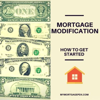 How to Get Started with a Mortgage Modification